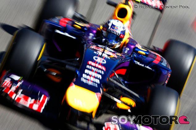 Daniel Ricciardo durante el Gran Premio de Mónaco - LaF1
