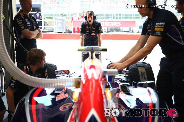 Box de Red Bull en el pasado Gran Premio de Canadá - LaF1