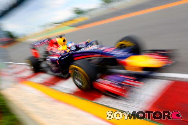 Sebastian Vettel vuela en Canadá - LaF1