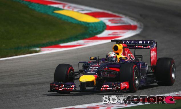 Sebastian Vettel en el Gran Premio de Austria - LaF1
