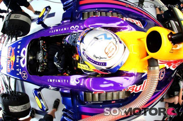 Daniel Ricciardo en Austria - LaF1