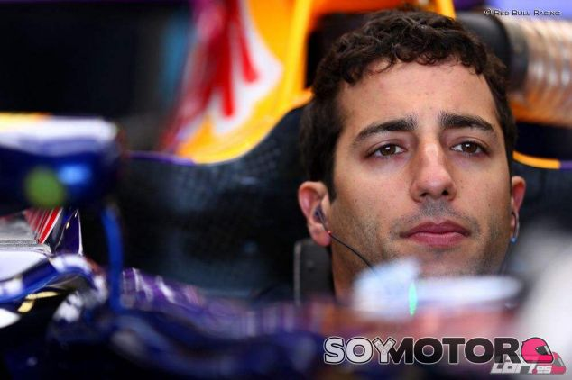Ricciardo no se rinde en la pelea por el Campeonato