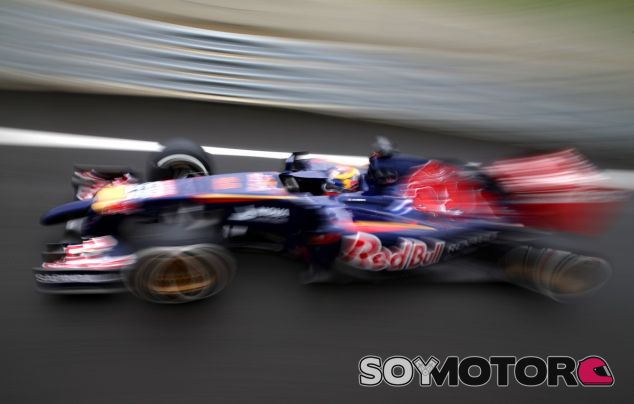 Jean-Éric Vergne en Silverstone - LaF1