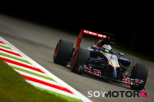 Jean-Éric Vergne en Monza - LaF1