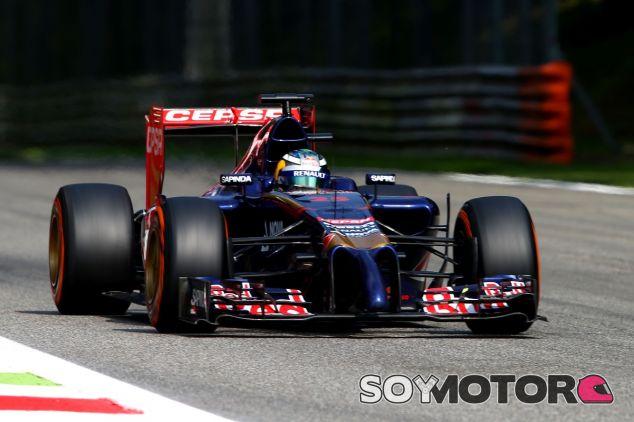 Jean-Éric Vergne en Singapur - LaF1