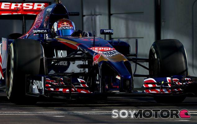 Daniil Kvyat en Rusia - LaF1
