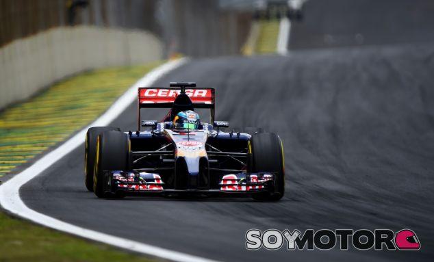 Jean-Éric Vergne en el Gran Premio de Brasil - LaF1