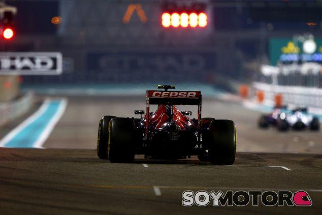 Toro Rosso en el GP de Abu Dabi - LaF1