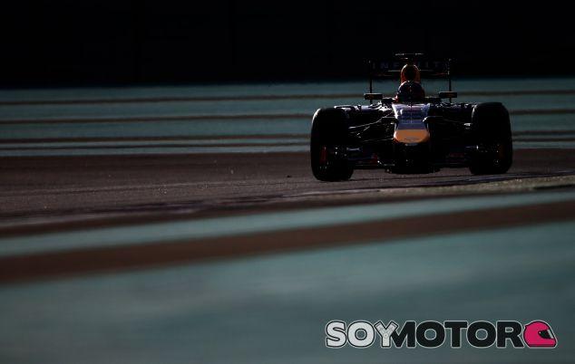 Daniel Ricciardo, hoy en Abu Dabi - LaF1