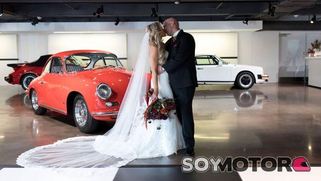 Boda en Porsche - SoyMotor.com