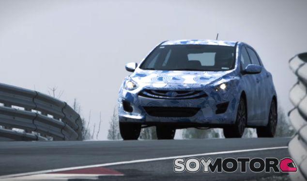 Hyundai N trabaja de forma incesante en Nürburgring Nordschleife - SoyMotor