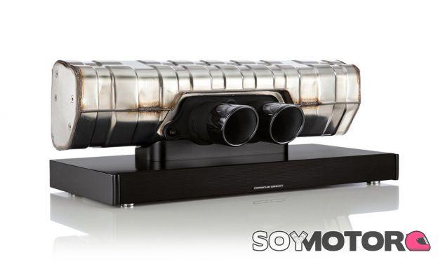 Los escapes de un Porsche 911 GT3 tienen una nueva utilidad - SoyMotor