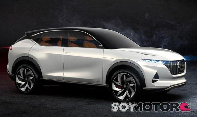 Pininfarina K350: nuevo SUV eléctrico - SoyMotor