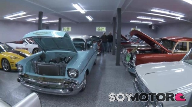 Colección quemada - SoyMotor.com