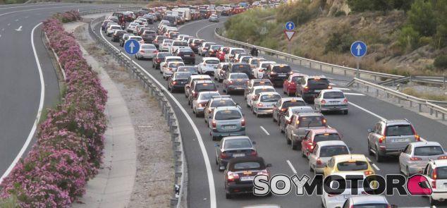 El conductor español es agreviso casi por naturaleza - SoyMotor