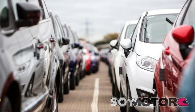 El parque de vehículos español sufrió de manera notable el efecto de la crisis - SoyMotor