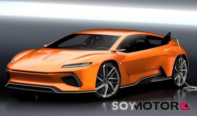Deportividad y eficiencia se unen en el Italdesign GTZero Concept - SoyMotor