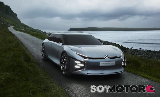 El Cxperiencie Concept es de algún modo el digno sucesor del GT by Citroën de 2008 - SoyMotor