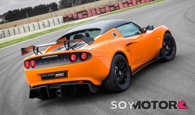 Este modelo representa el máximo exponente del gen competitivo de Lotus - SoyMotor