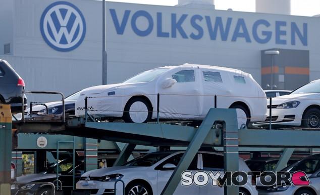 La producción se iba a parar en las fábricas de Emden, Wolsburg, Zwickau, Kassel, Salzgitter y Braunschweig - SoyMotor