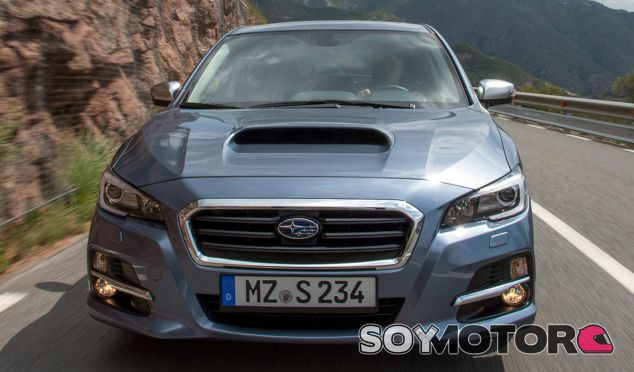 Subaru Levorg 2016: el familiar perfecto