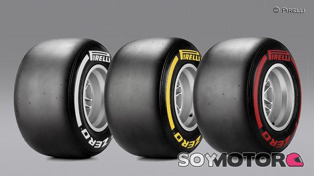 Pirelli ha confirmado los neumáticos para el GP de Hungría - LaF1