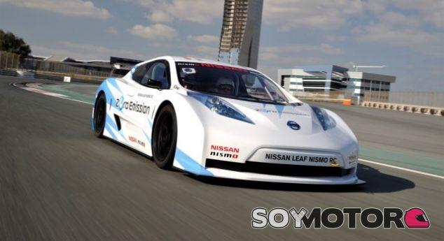 Nissan Leaf Nismo RC - SoyMotor.com