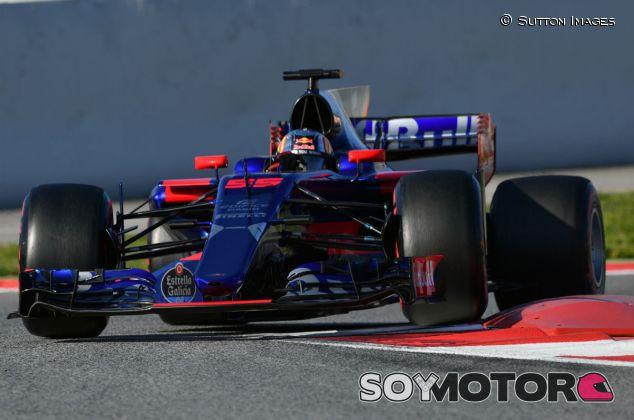 """Tost: """"El punto débil de Toro Rosso es la fiabilidad"""" - SoyMotor"""