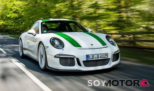 Porsche 911 R - SoyMotor.com