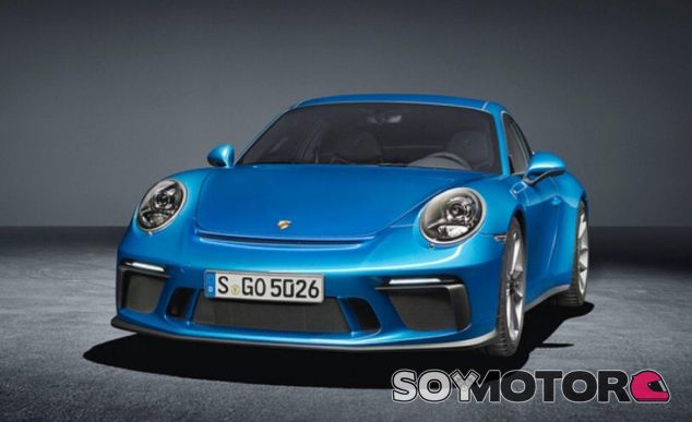911 GT3 Touring Package - SoyMotor.com