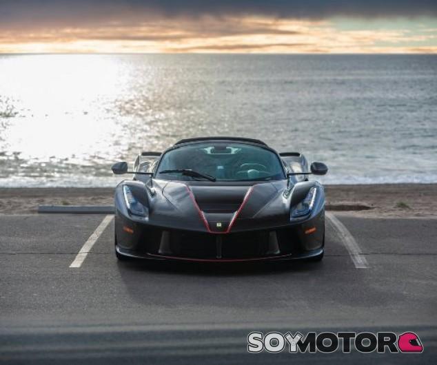 Ferrari LaFerrari Aperta - SoyMotor.com