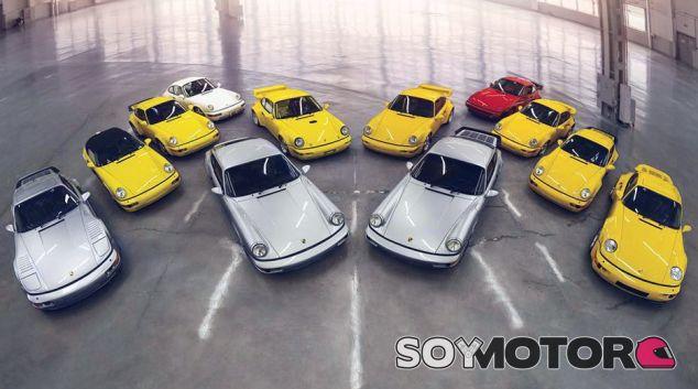 Colección Porsche 964 - SoyMotor.com