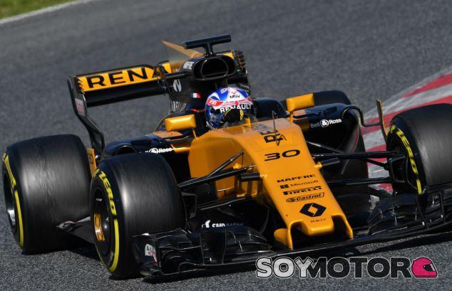 """Renault: """"Los problemas de motor se han magnificado en los tests"""" - SoyMotor"""