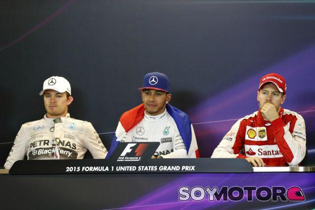 Hamilton vence en Austin y se proclama campeón del mundo - LaF1