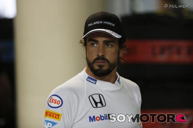 Fernando Alonso con McLaren-Honda - LaF1.es
