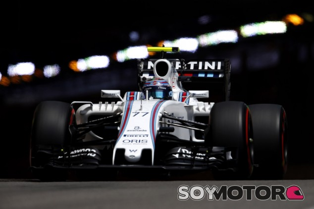 Valtteri Bottas en Mónaco - LaF1