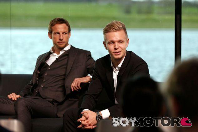 Magnussen, pendiente de la continuidad de Button - LaF1