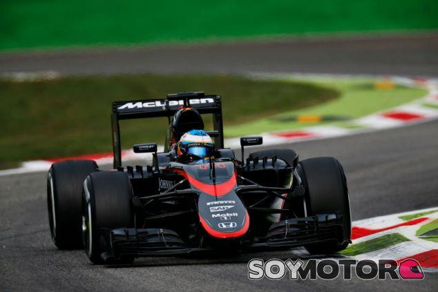 Alonso vuelve a quedarse fuera de la Q2 - LaF1