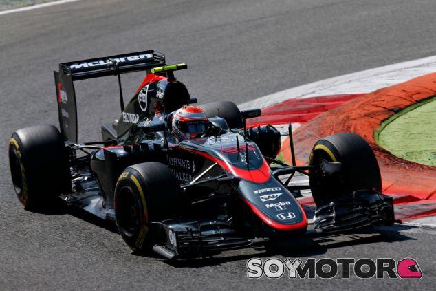 Button, por delante de Alonso en clasificación - LaF1