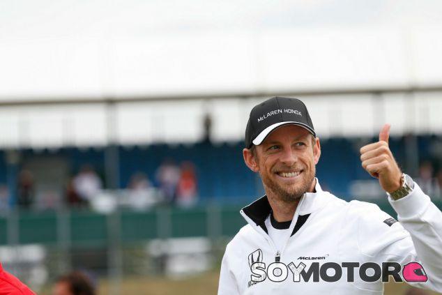 Button solo piensa en el proyecto McLaren-Honda para seguir en F1 - LaF1