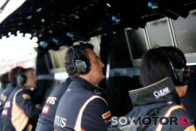Lotus ya ha resuelto el 'Caso Pic' - LaF1