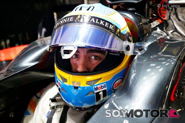 Alonso cae en la Q2 en el GP de Japón - LaF1