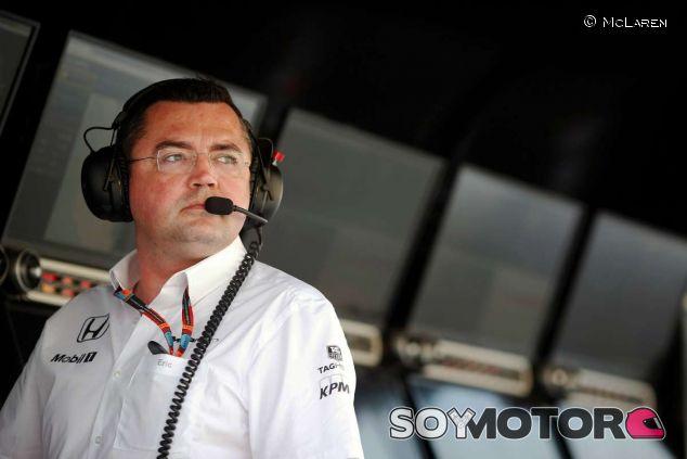 Boullier confía en los cambios en la reglamentación del 2017 - LaF1