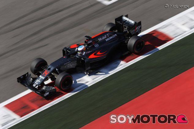 Fernando Alonso en Sochi - LaF1