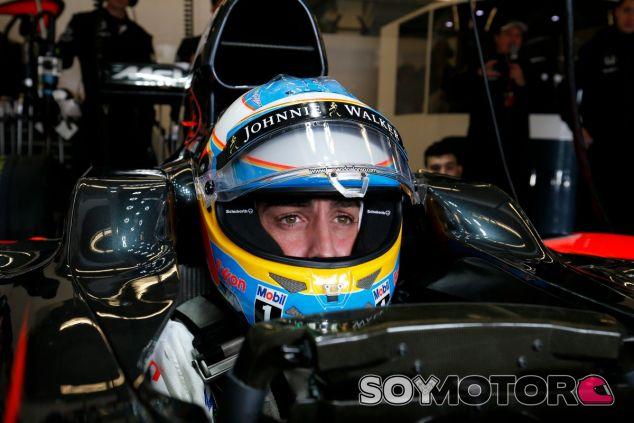 Alonso se quedó fuera de los puntos en Austin - LaF1