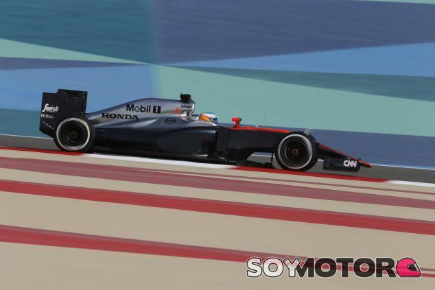 Fernando Alonso en Baréin - LaF1.es