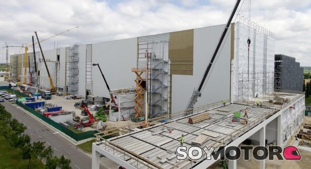 Ya han empezado las obras de las nuevas instalaciones - SoyMotor