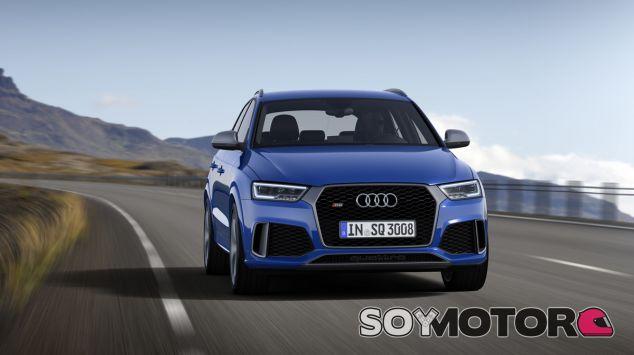 El Audi RS Q3 estrena una motorización más potente - SoyMotor