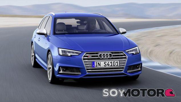 Los nuevos Audi S4 y S4 Avant se colocan a la cabeza de su categoría - SoyMotor