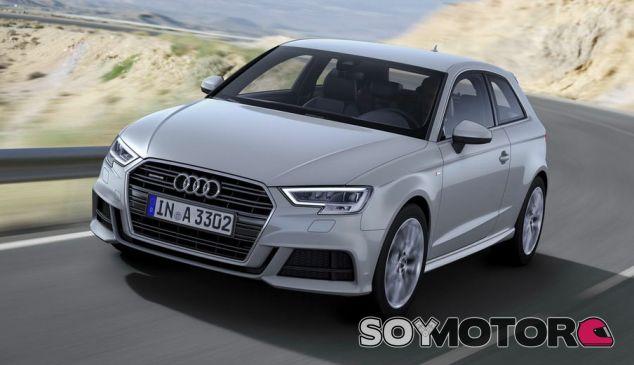 Audi A3 3p - SoyMotor.com